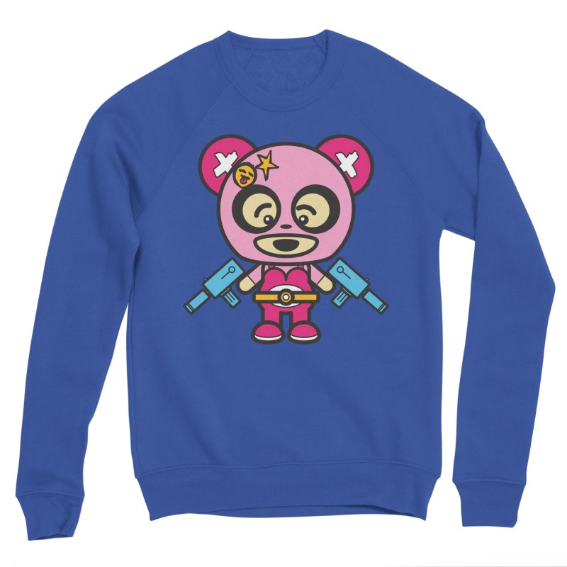 Wasteland Panda, girl (Cosplay Love™) Women's Sweatshirt by Big Head Productions Artist Shop