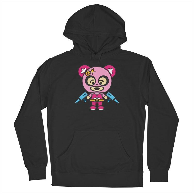 Wasteland Panda, girl (Cosplay Love™) Men's Pullover Hoody by Big Head Productions Artist Shop