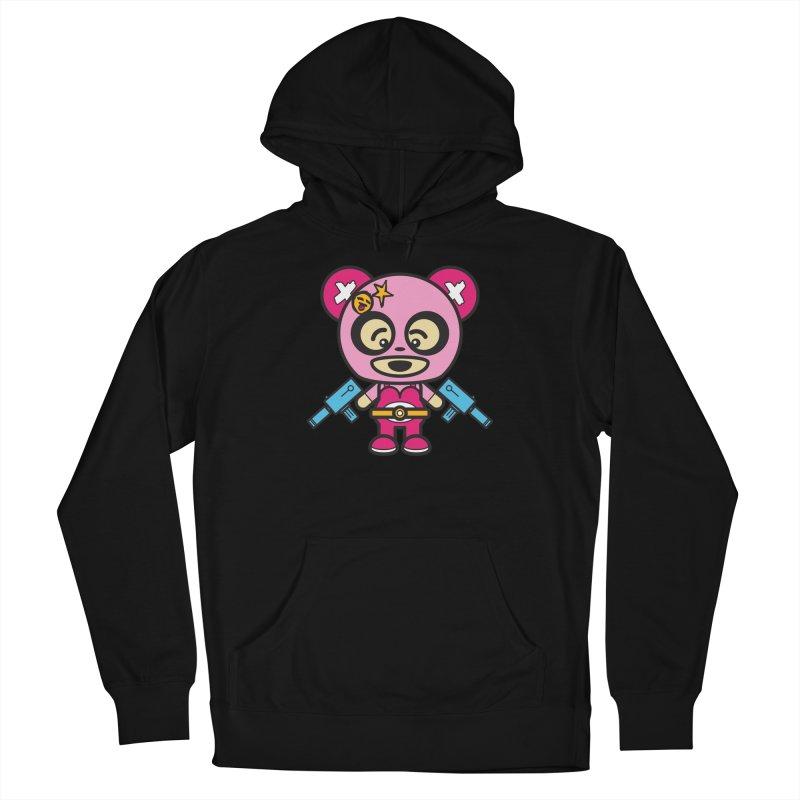 Wasteland Panda, girl (Cosplay Love™) Women's Pullover Hoody by Big Head Productions Artist Shop