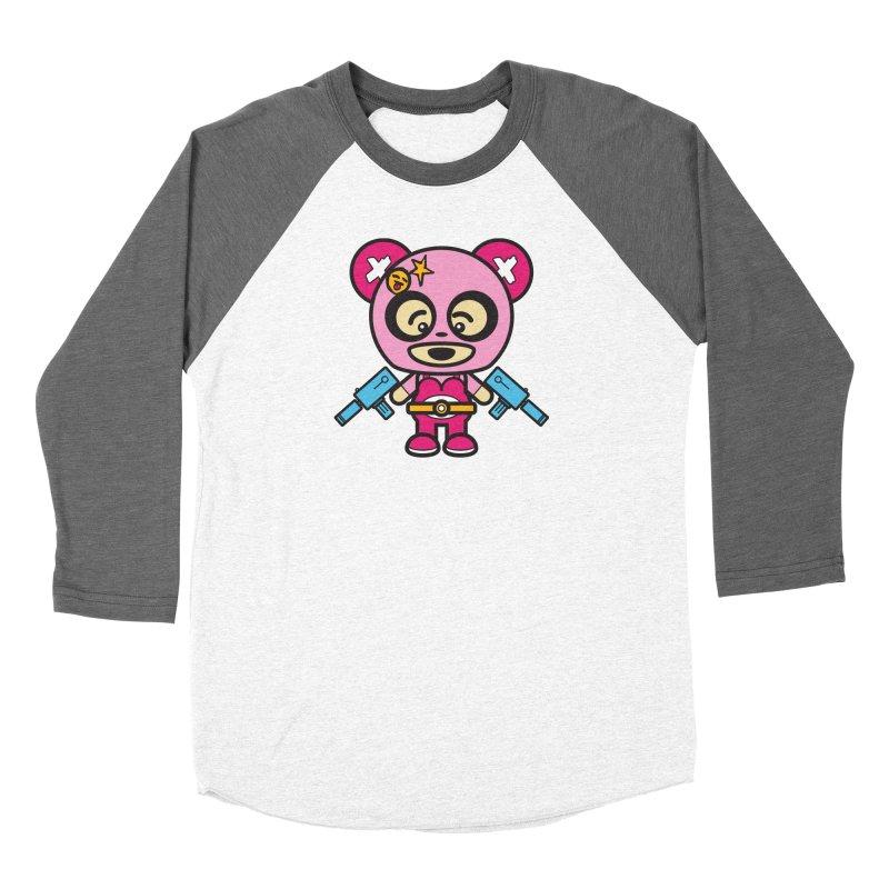 Wasteland Panda, girl (Cosplay Love™) Women's Longsleeve T-Shirt by Big Head Productions Artist Shop