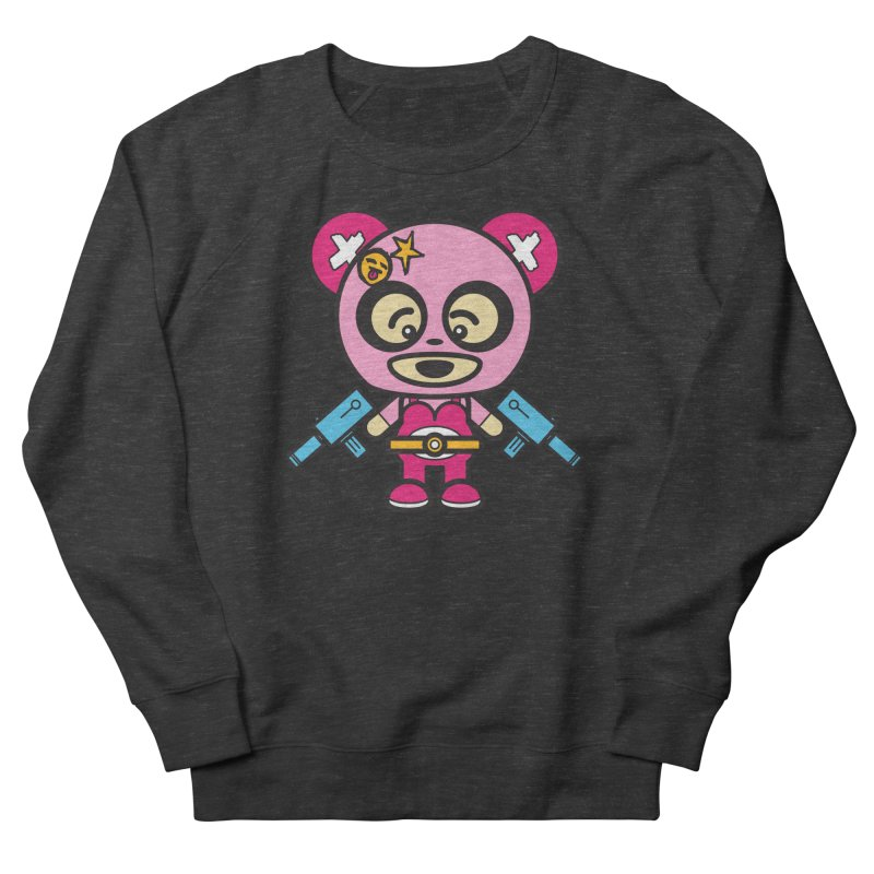 Wasteland Panda, girl (Cosplay Love™) Men's Sweatshirt by Big Head Productions Artist Shop