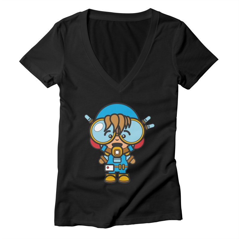 Women's None by Big Head Productions Artist Shop
