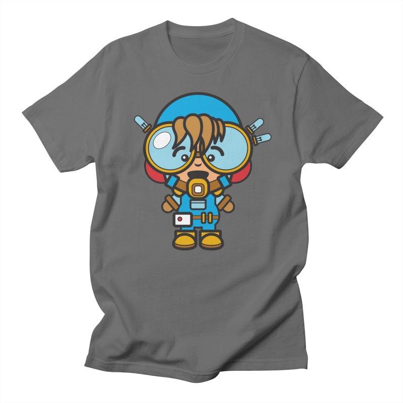 Workman (Cosplay Love™) Men's T-Shirt by Big Head Productions Artist Shop