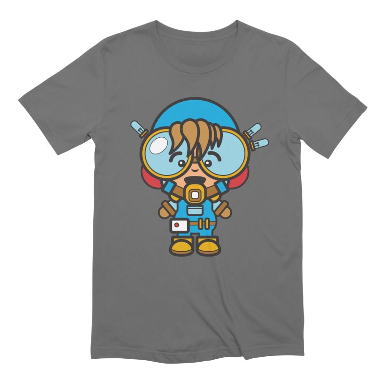 Workman (Cosplay Love™) Men's T-Shirt by Big Head Productions Artist Shop