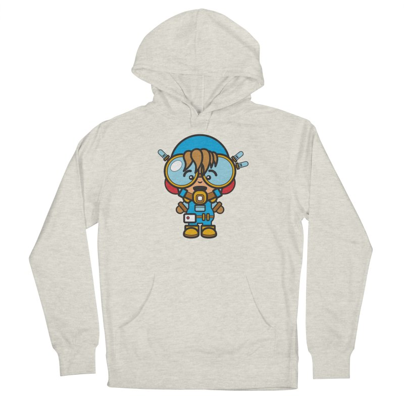 Workman (Cosplay Love™) Men's Pullover Hoody by Big Head Productions Artist Shop