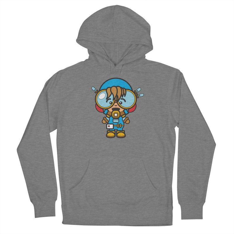 Workman (Cosplay Love™) Women's Pullover Hoody by Big Head Productions Artist Shop