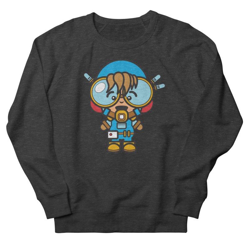 Workman (Cosplay Love™) Men's Sweatshirt by Big Head Productions Artist Shop