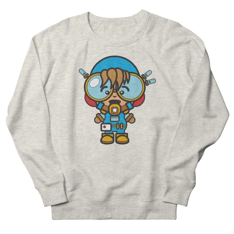 Workman (Cosplay Love™) Men's Sweatshirt by Big Head Productions Artist Shop