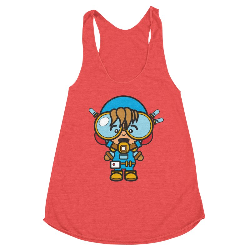 Workman (Cosplay Love™) Women's Tank by Big Head Productions Artist Shop