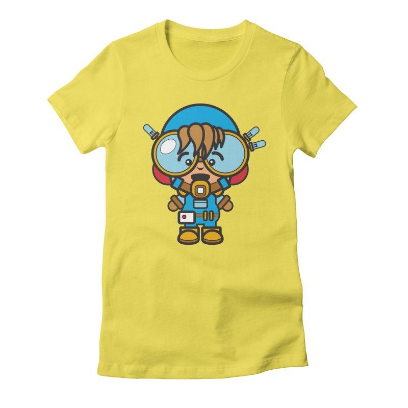 Workman (Cosplay Love™) Women's T-Shirt by Big Head Productions Artist Shop