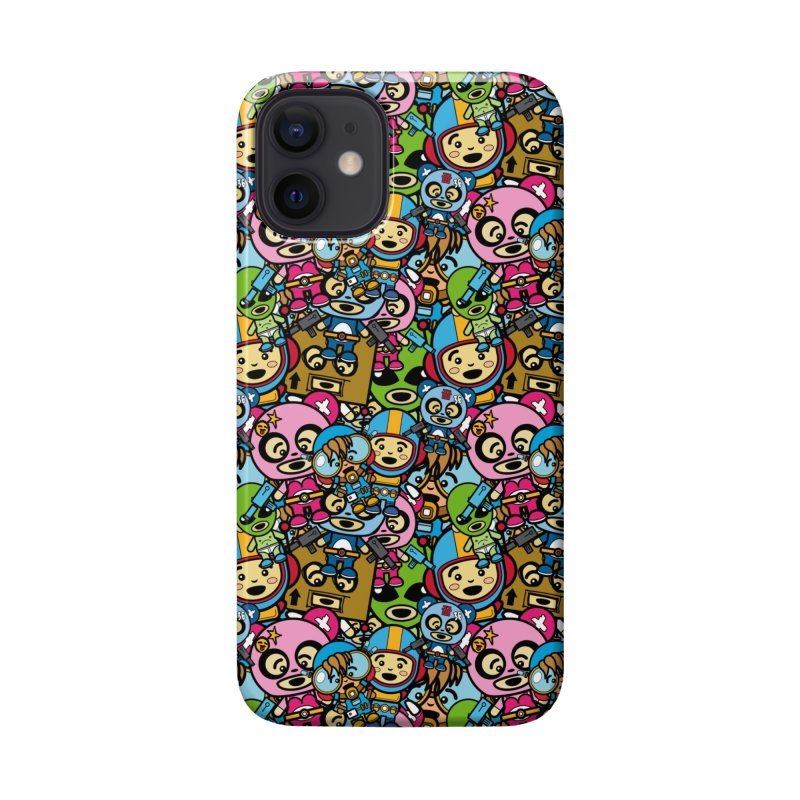 Cosplay Love Accessories Phone Case by Big Head Productions Artist Shop