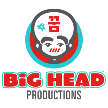 Big Head Productions Artist Shop Logo