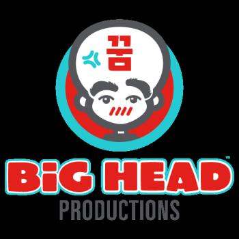 Big Head Productions Artist Shop Logo