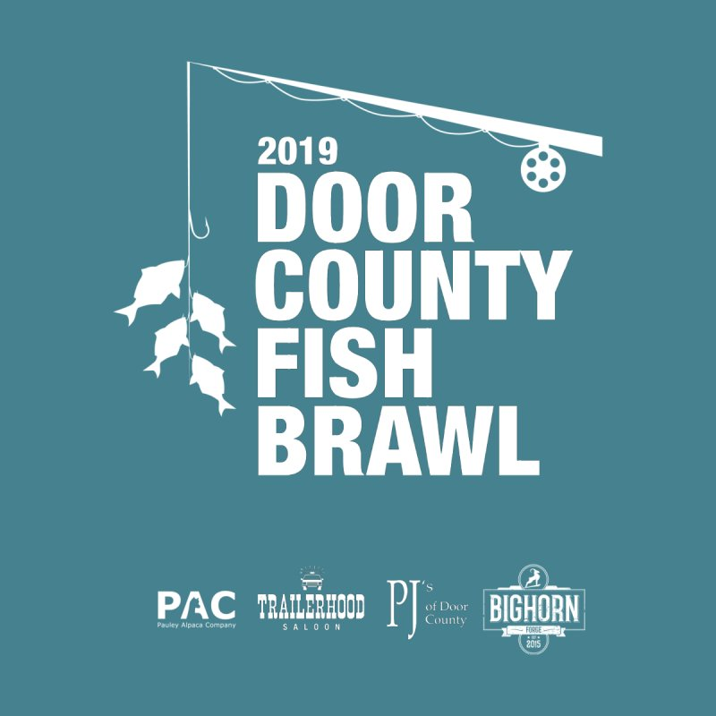 Door County Fish Brawl by Bighorn Forge Shop