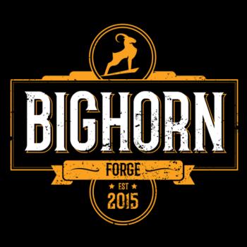 Bighorn Forge Shop Logo