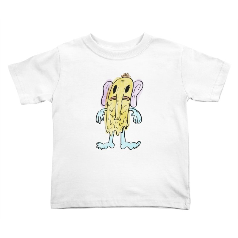 Ghostyphant Kids Toddler T-Shirt by bigwhoop's Artist Shop