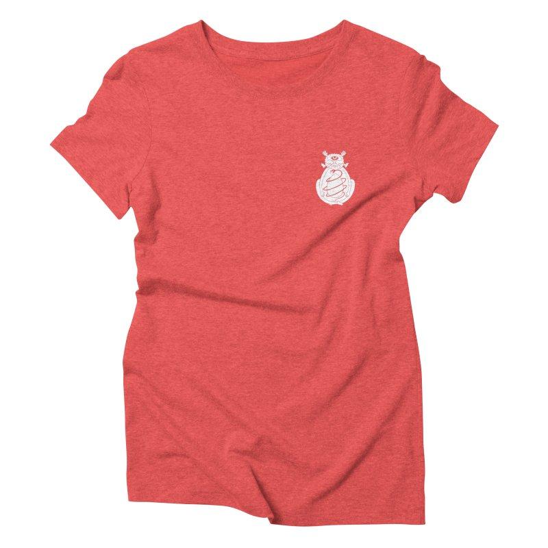 Ruminate Women's Triblend T-shirt by bigwhoop's Artist Shop
