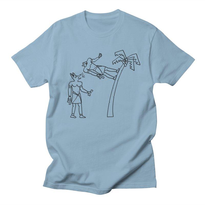 Egyptian Squirrel Chase Men's T-shirt by billkingcomics's Artist Shop