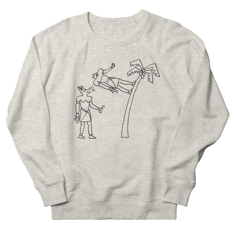 Egyptian Squirrel Chase Women's Sweatshirt by billkingcomics's Artist Shop