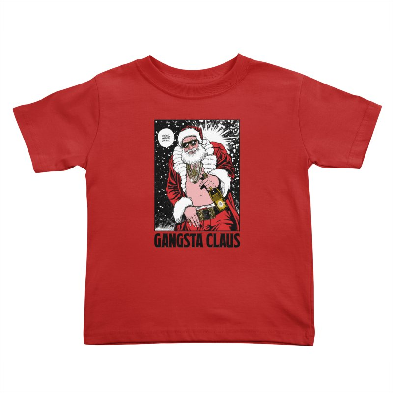 Gangsta Claus   by Billmund's Artist Shop