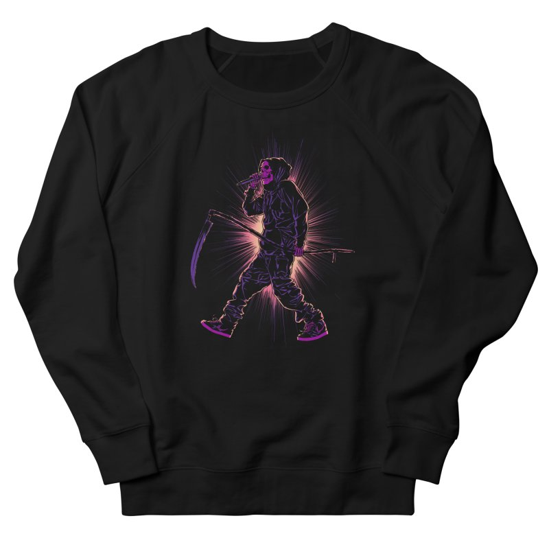 Grim Rapper Women's Sweatshirt by Billmund's Artist Shop
