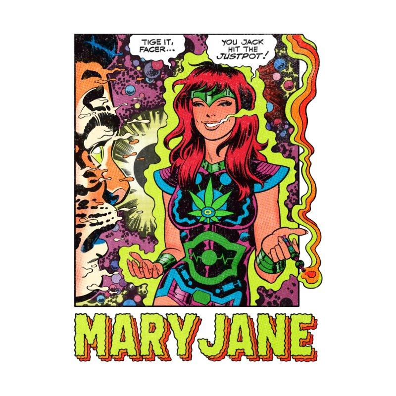 Mary Jane Men's T-shirt by Billmund's Artist Shop