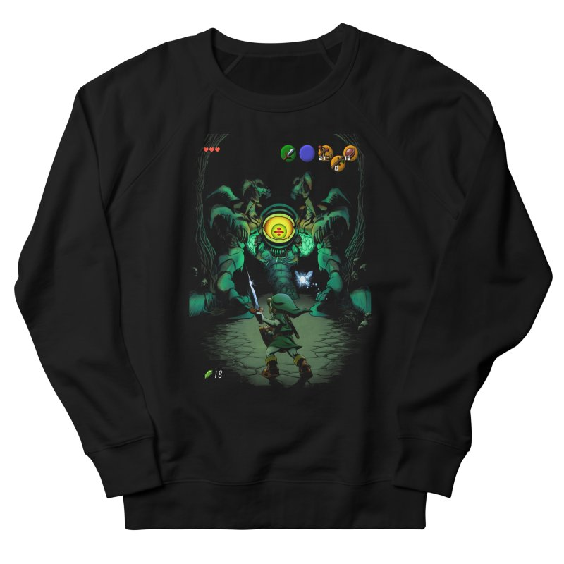 Queen Gohma Men's Sweatshirt by Billmund's Artist Shop