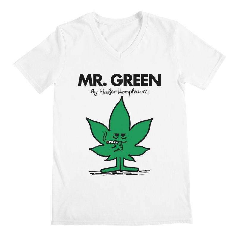Mr. Green   by Billmund's Artist Shop