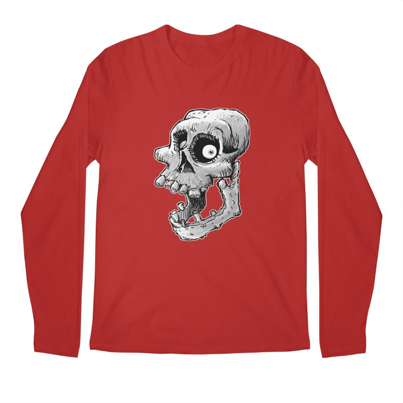 Bonehead Men's Longsleeve T-Shirt by Billy Allison's Shop