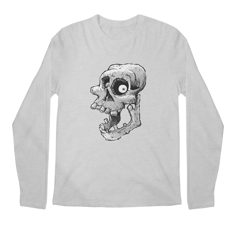 Bonehead Men's Longsleeve T-Shirt by Billy Allison's Shop