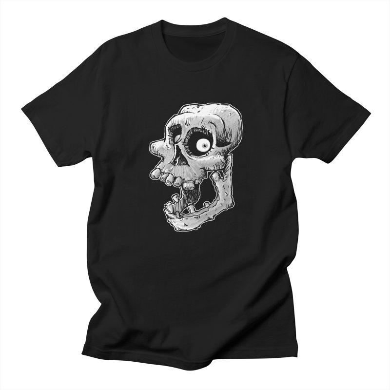 Bonehead Women's Unisex T-Shirt by Billy Allison's Shop