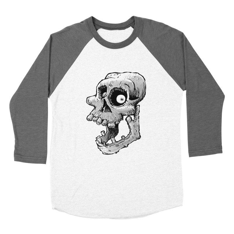 Bonehead Men's Baseball Triblend T-Shirt by Billy Allison's Shop