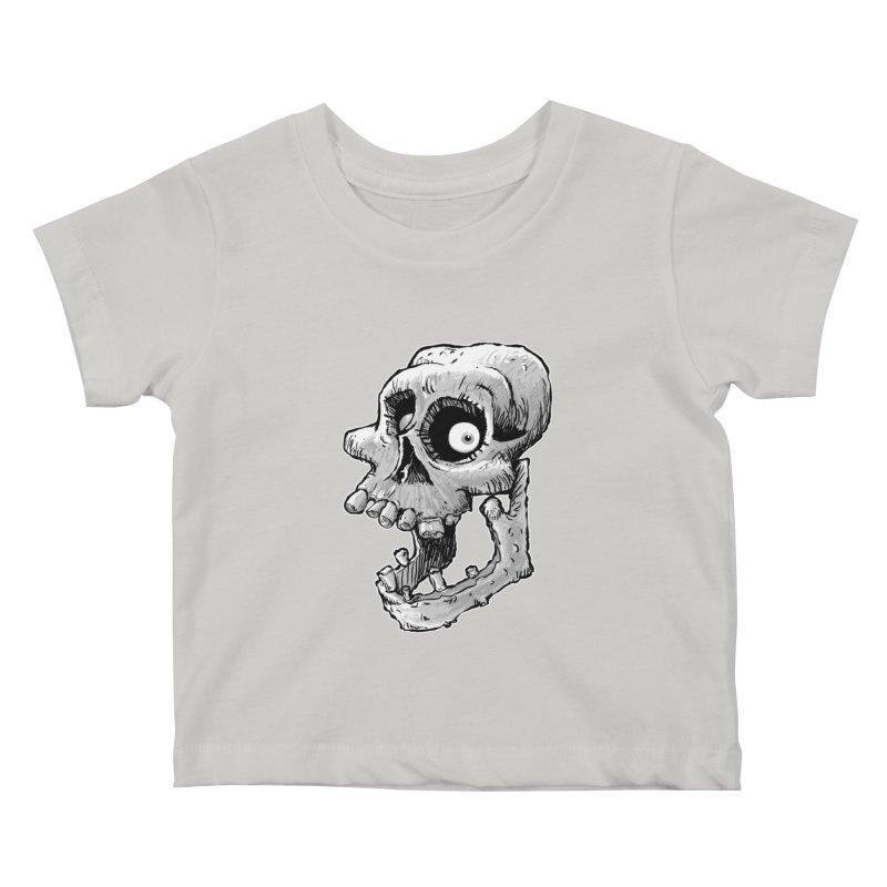 Bonehead Kids Baby T-Shirt by Billy Allison's Shop