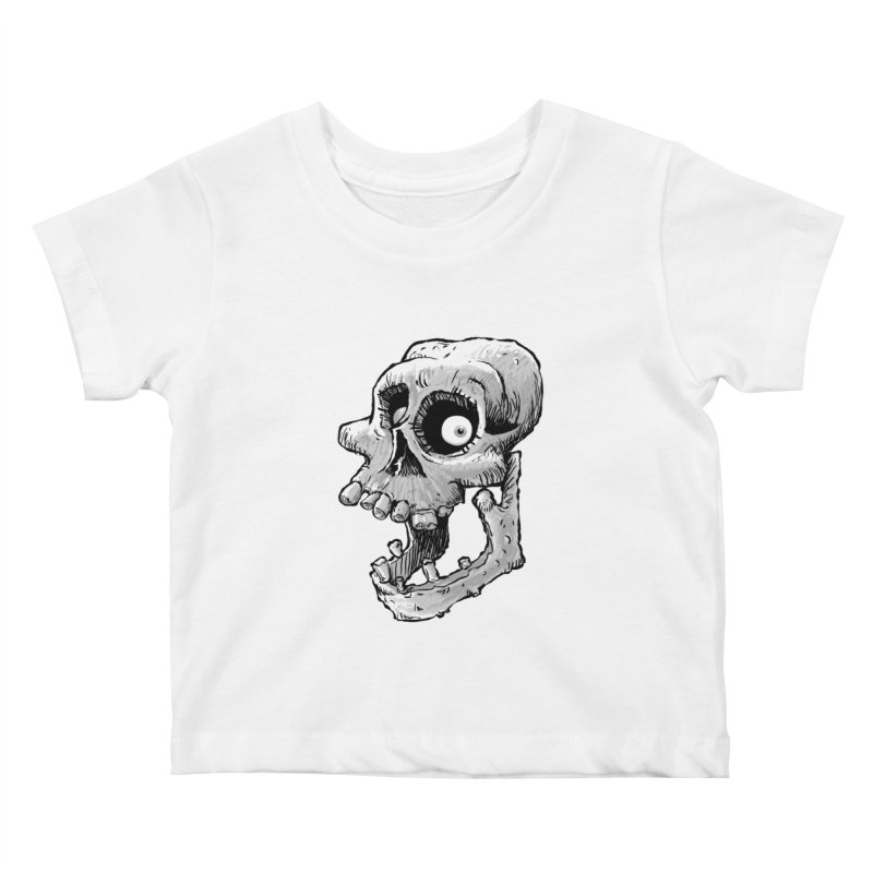 Bonehead Kids Baby T-Shirt by Billy Allison's Shop