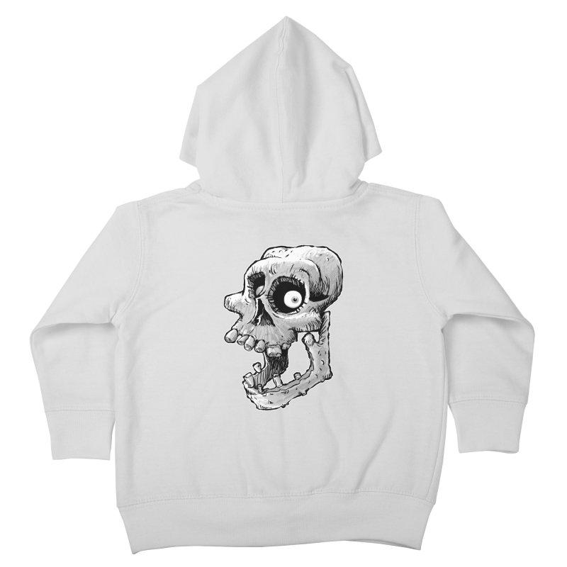 Bonehead Kids Toddler Zip-Up Hoody by Billy Allison's Shop