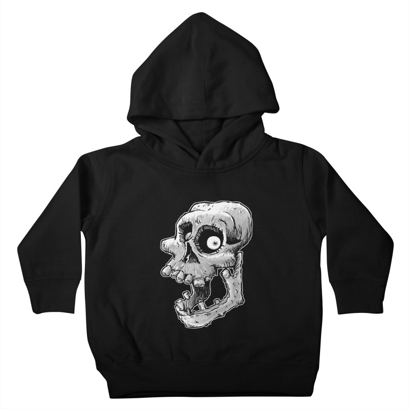 Bonehead Kids Toddler Pullover Hoody by Billy Allison's Shop