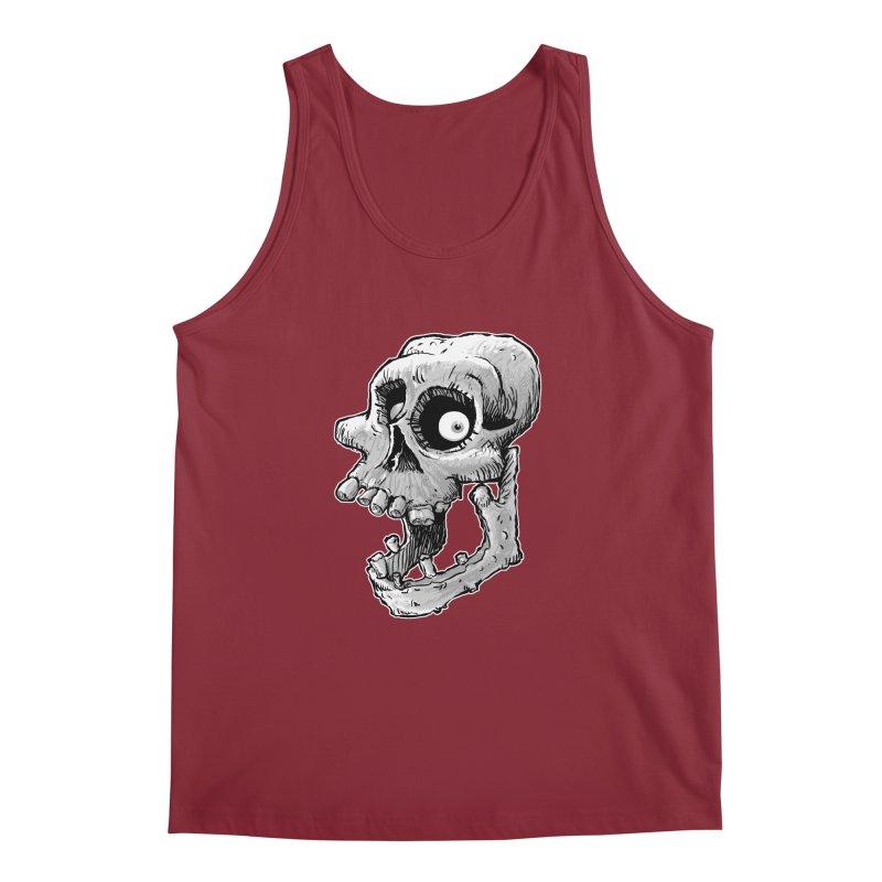 Bonehead Men's Tank by Billy Allison's Shop