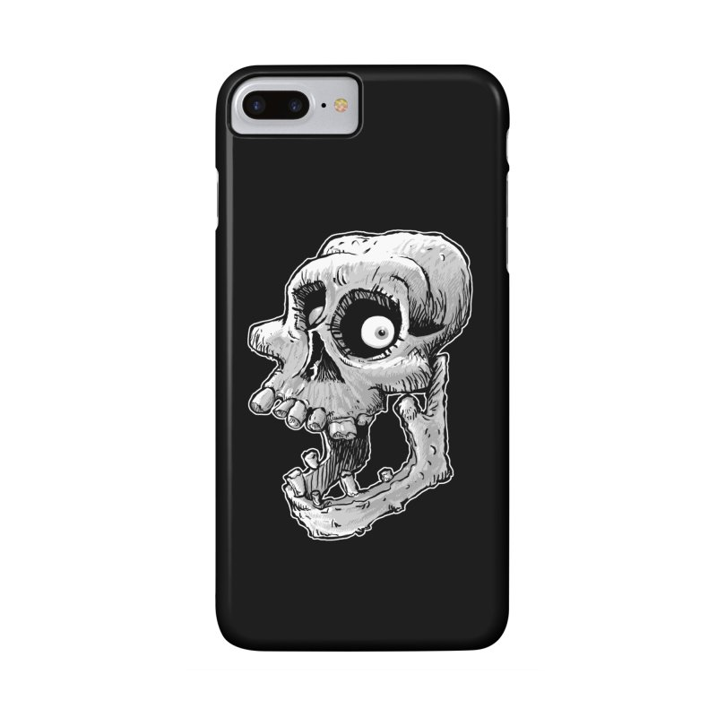 Bonehead Accessories Phone Case by Billy Allison's Shop