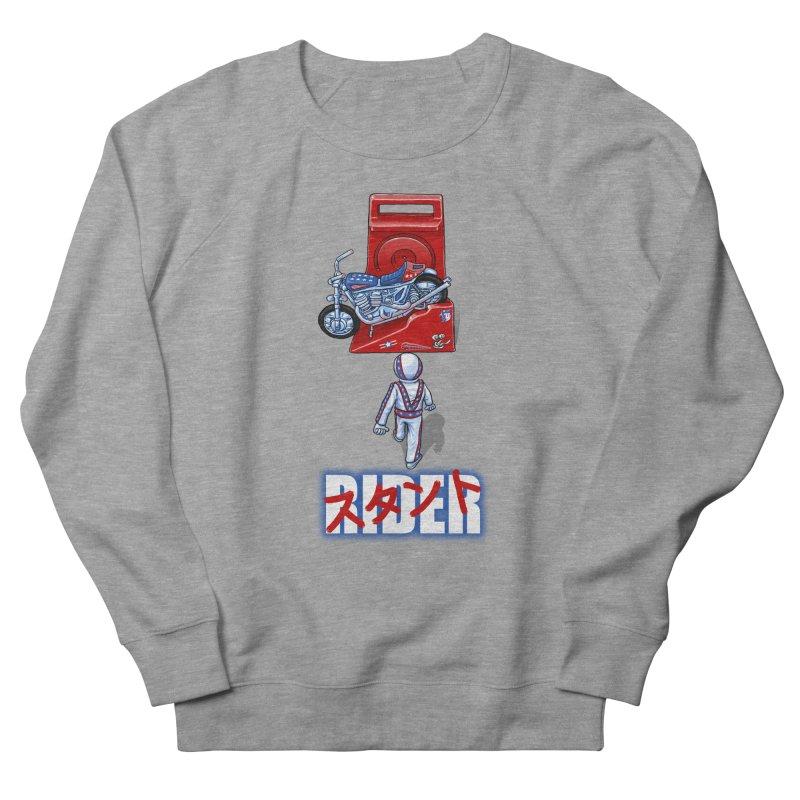 stunt rider Men's Sweatshirt by Billy Allison's Shop