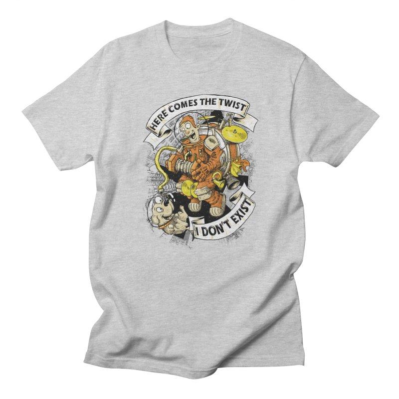 Urban Spaceman Men's T-Shirt by Billy Allison's Shop