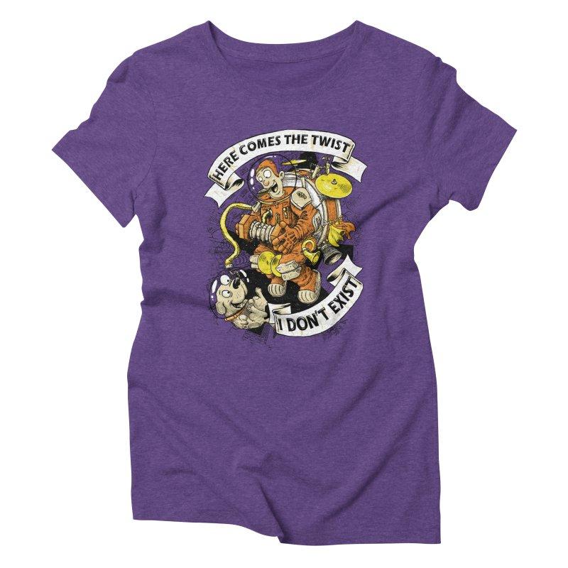 Urban Spaceman Women's Triblend T-shirt by Billy Allison's Shop