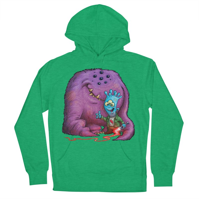 A Boy and his Grogg Women's Pullover Hoody by Billy Allison's Shop