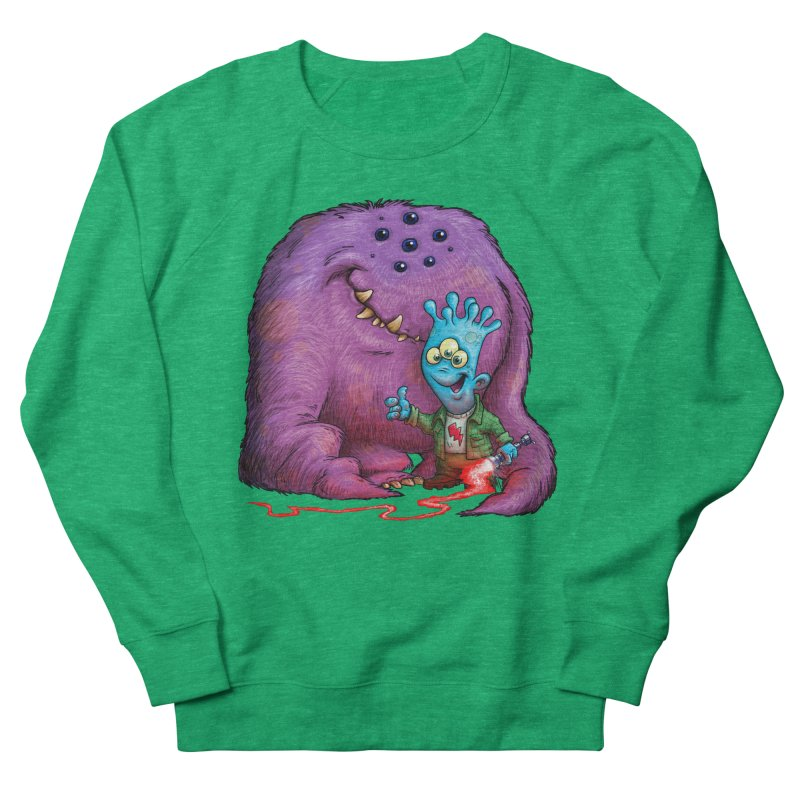A Boy and his Grogg Women's Sweatshirt by Billy Allison's Shop