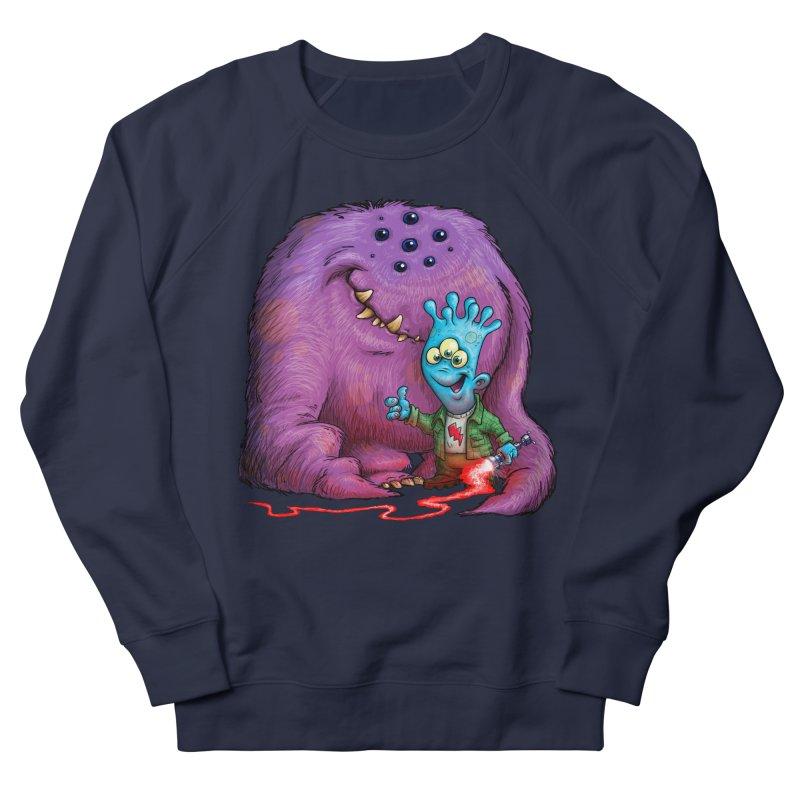 A Boy and his Grogg Men's Sweatshirt by Billy Allison's Shop