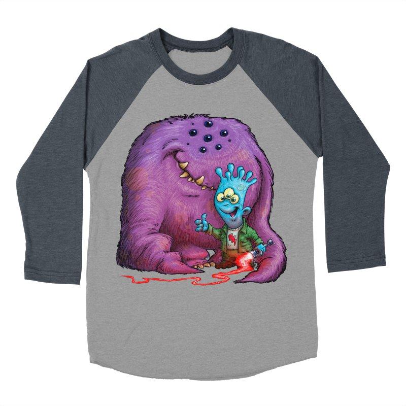 A Boy and his Grogg Men's Baseball Triblend T-Shirt by Billy Allison's Shop