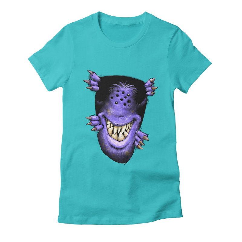 Anyone want to play? Women's Fitted T-Shirt by Billy Allison's Shop