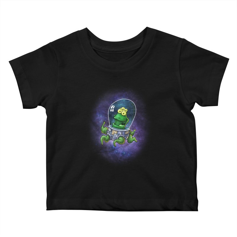 Combi alien Kids Baby T-Shirt by Billy Allison's Shop