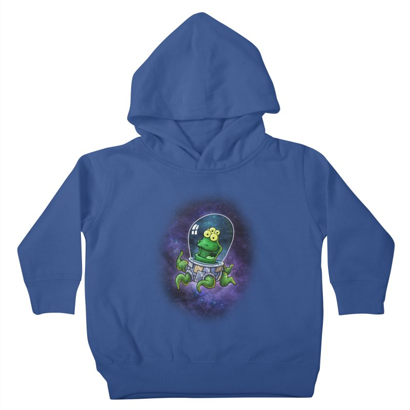 Combi alien Kids Toddler Pullover Hoody by Billy Allison's Shop