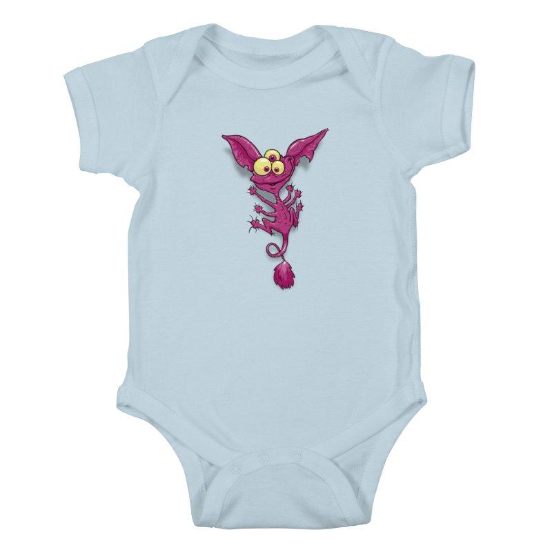 Klinga! Kids Baby Bodysuit by Billy Allison's Shop