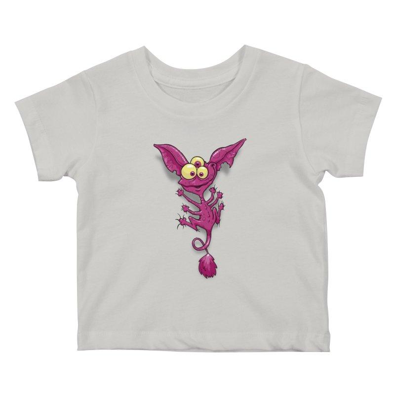 Klinga! Kids Baby T-Shirt by Billy Allison's Shop